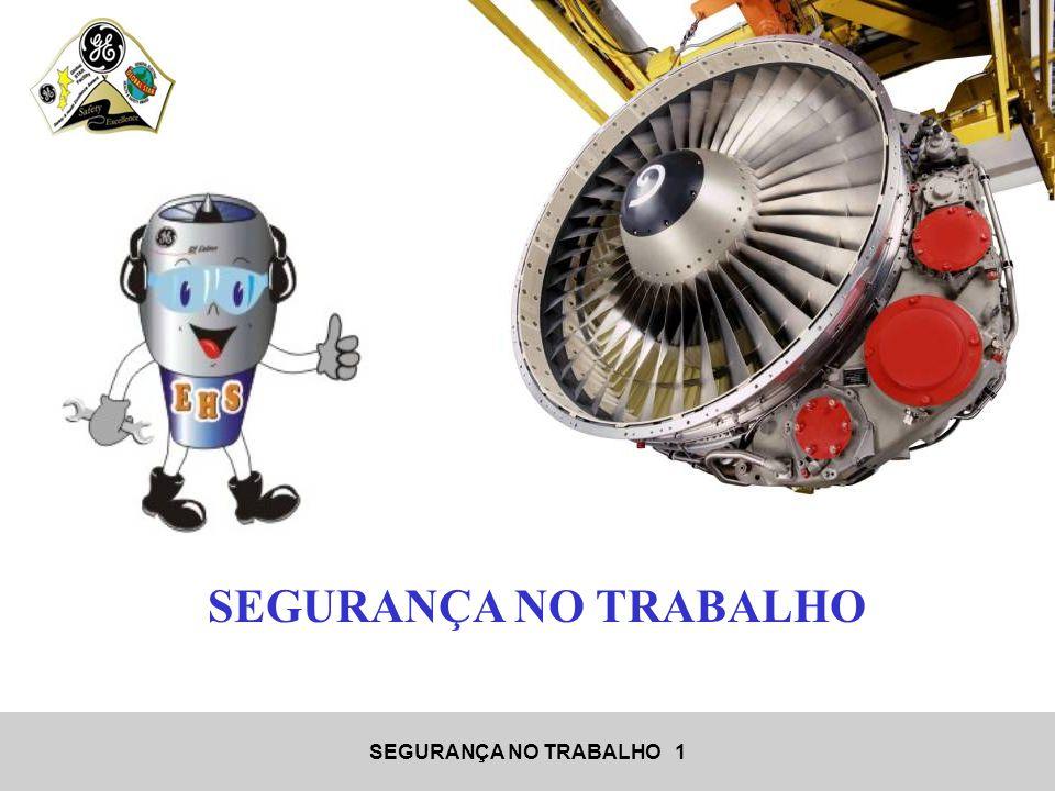SEGURANÇA NO TRABALHO 1 SEGURANÇA NO TRABALHO