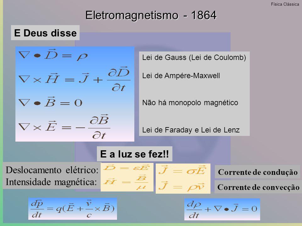 Física ClássicaGavitação Leis de Kepler Órbitas: as órbitas dos planetas são elíptica e Sol ocupa um dos focos.