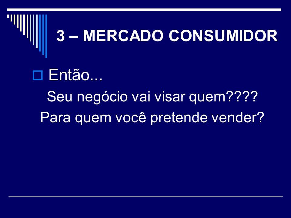 4 – MERCADO CONCORRENTE  Quais suas chances de sucesso.