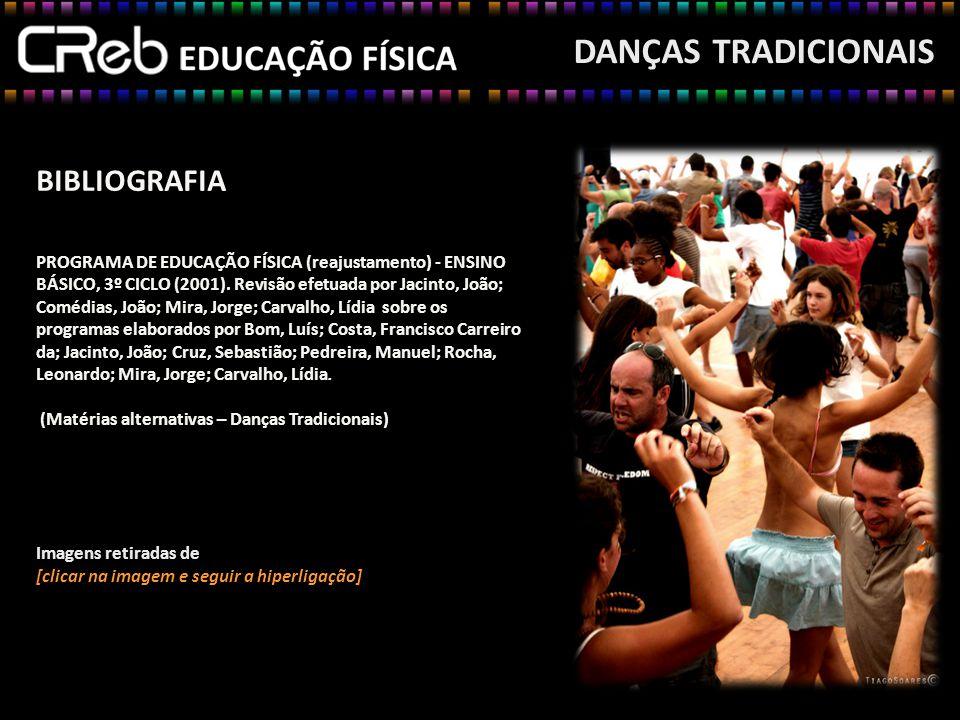 BIBLIOGRAFIA PROGRAMA DE EDUCAÇÃO FÍSICA (reajustamento) - ENSINO BÁSICO, 3º CICLO (2001).