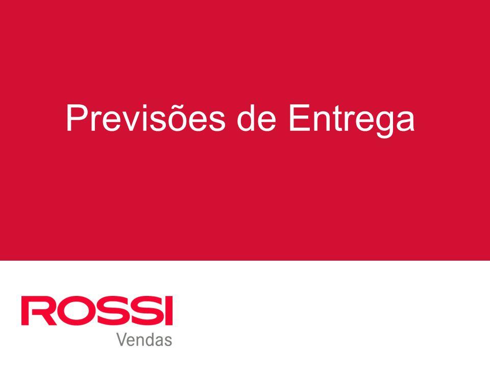 PREVISÕES DE ENTREGA www.rossiresidencial. com.