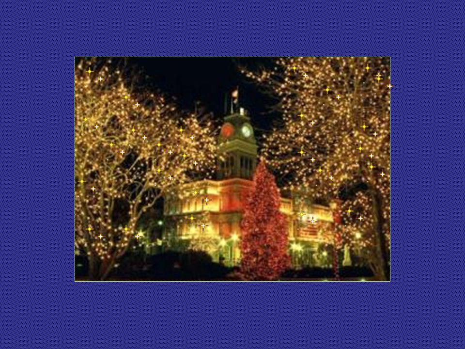 Nesse Natal, quando você montar sua árvore ou quando você encontrar alguma com as luzes piscando, siga o conselho: perdoe alguém e se doe a alguém. Vo