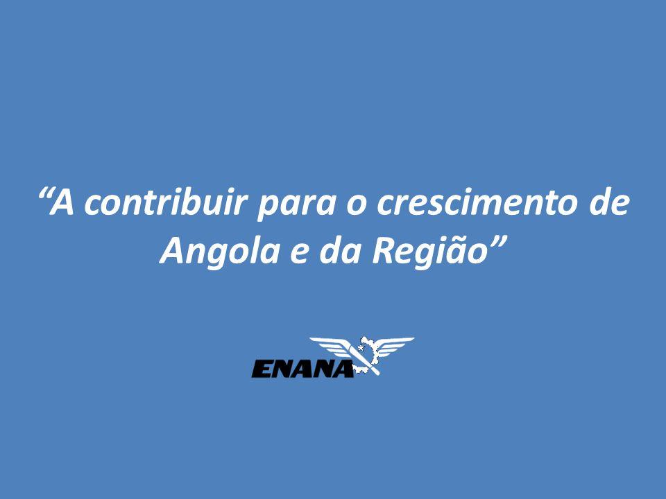 """24 """"A contribuir para o crescimento de Angola e da Região"""""""
