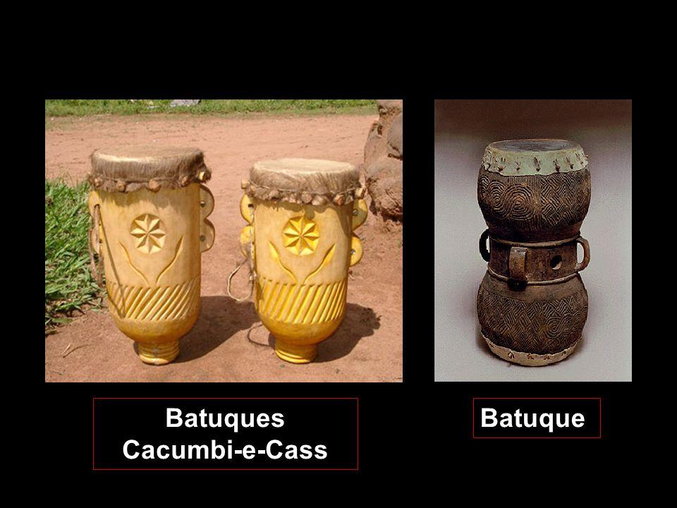 Instrumentos musicais Batuques tradicionaisBatuque-ngoma-ya-shina