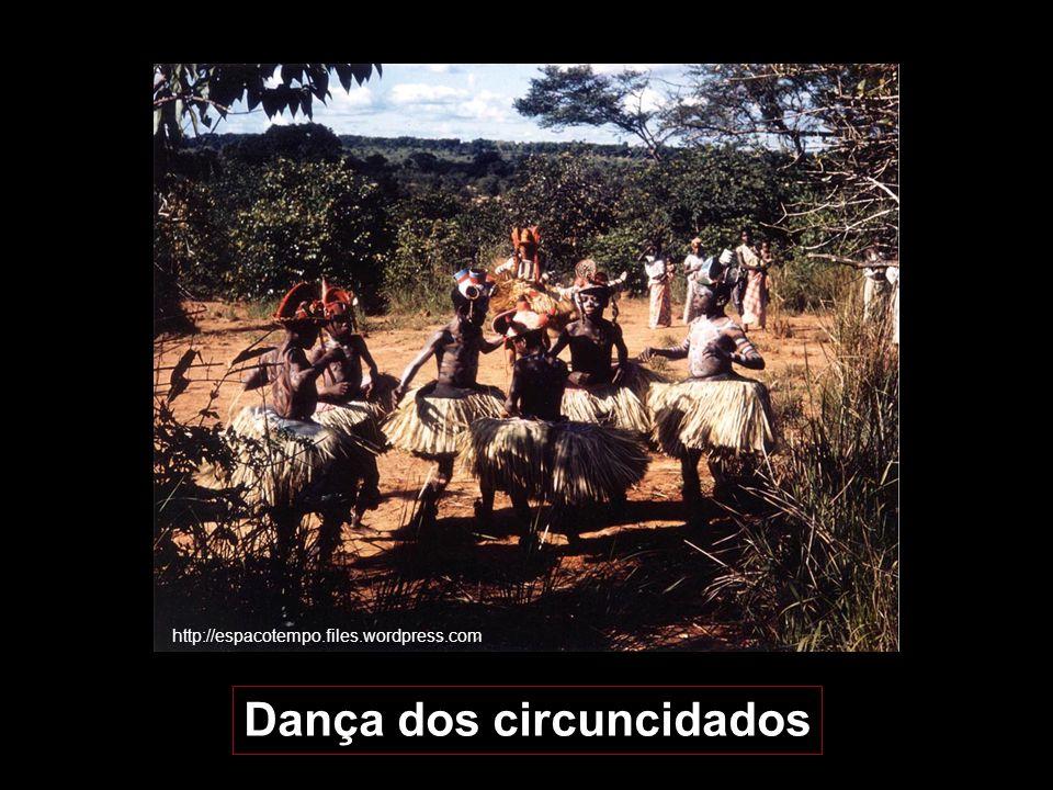 Dança dos iniciados