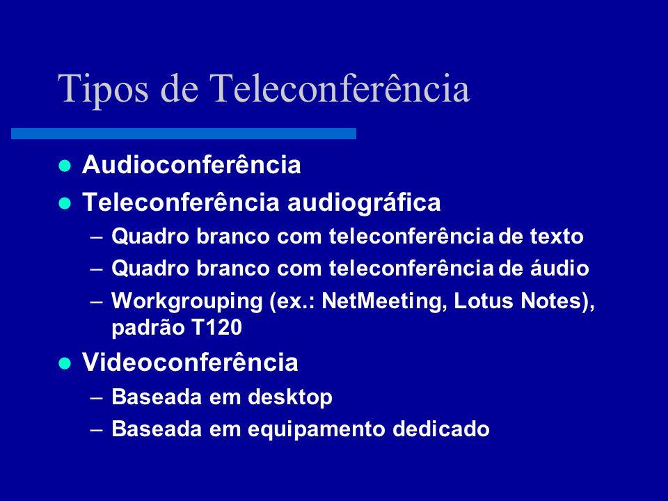 Teleconferência na EAD