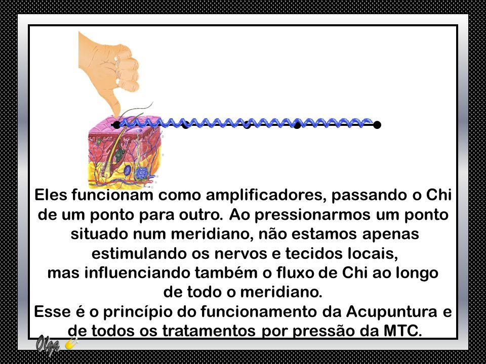 Do ponto de vista científico, os tsubos são pontos que apresentam baixa resistência elétrica, ou seja, são bons condutores elétricos, refletindo o funcionamento interno do sistema corporal, podendo, por isso, serem utilizados tanto para diagnóstico como para tratamento.