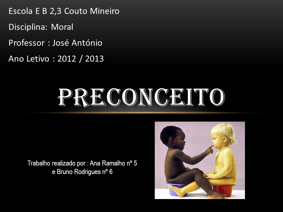 INTRODUÇÃO • Este trabalho foi proposto pelo professor José António.