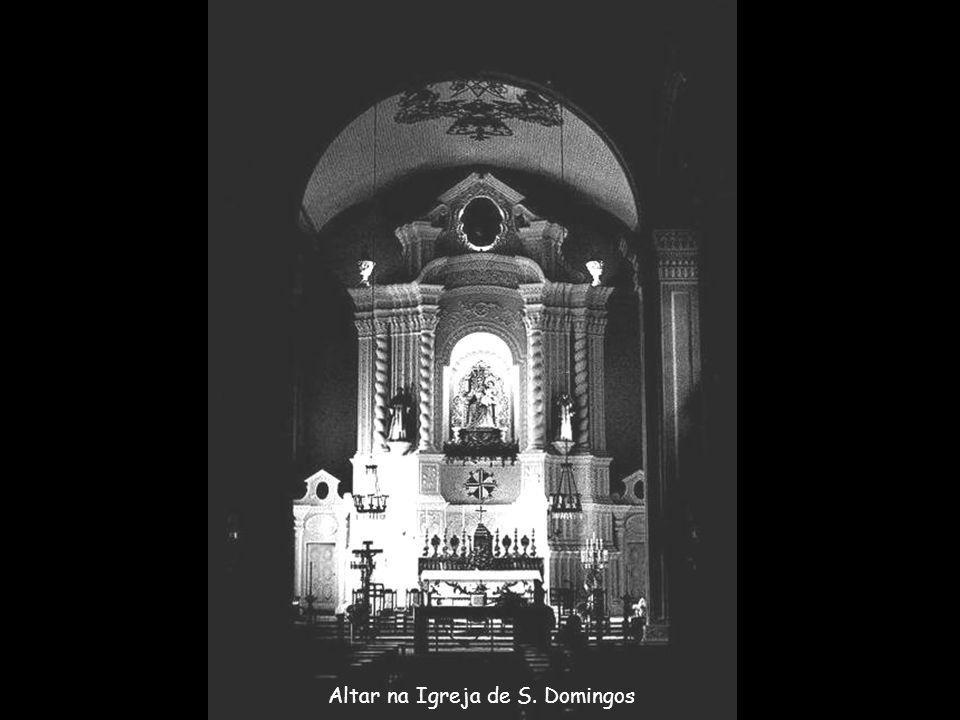 Igreja de S.Domingos - construída no início do Sec.