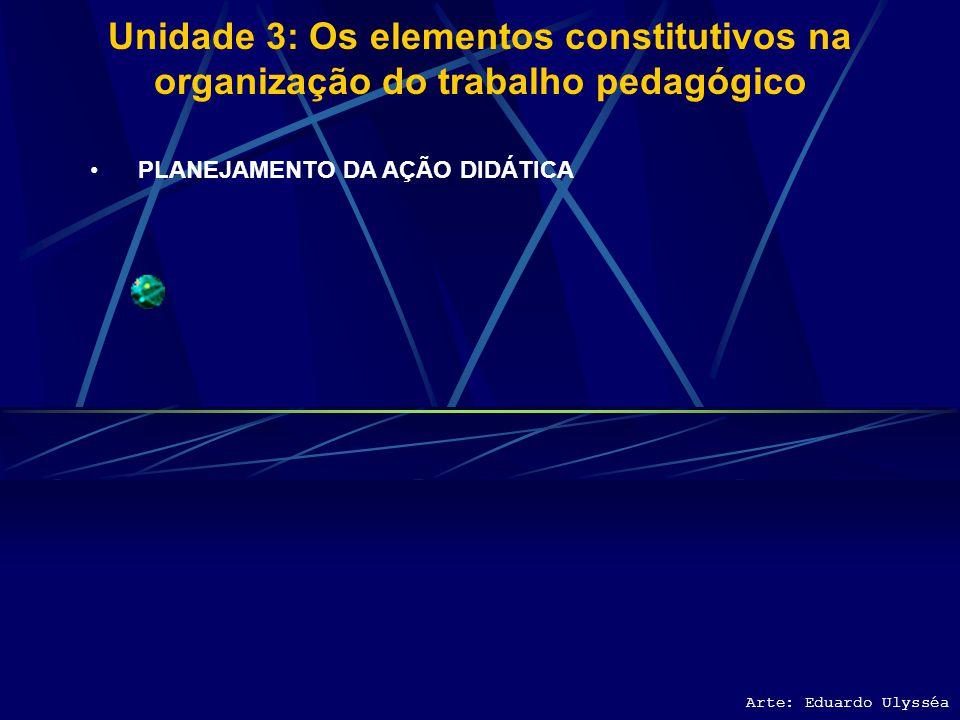 Unidade 2: Metodologia do Ensino Superior: especificidades e pressupostos didático- pedagógicos Arte: Eduardo Ulysséa Necessidades Formativas do Profe