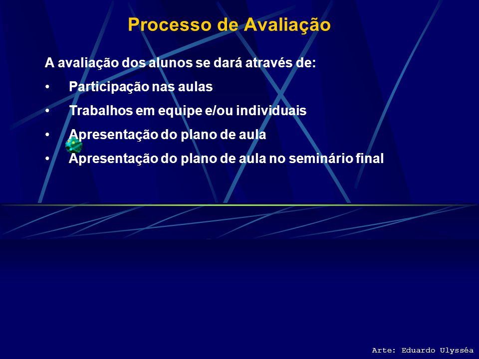Recursos Necessários Para plena atividade didática são necessários os seguintes recursos e materiais didáticos: •Computador •Canhão multimídia •TV/Víd