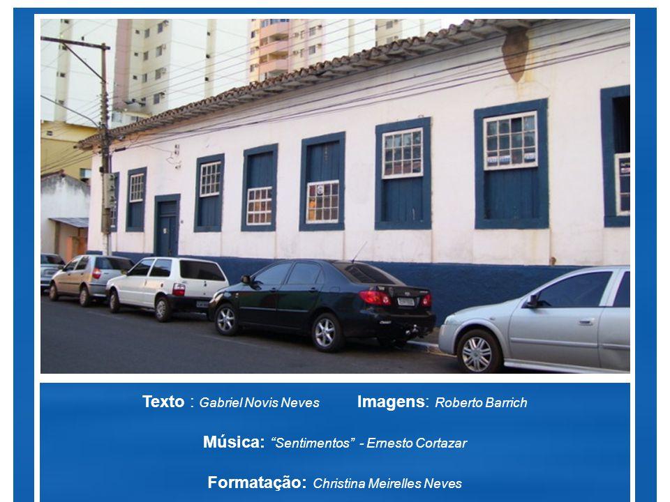 E é com o coração aberto que peço ao Glorioso São Benedito que derrame sobre a ex-Cidade Verde as suas bênçãos. Gabriel Novis Neves