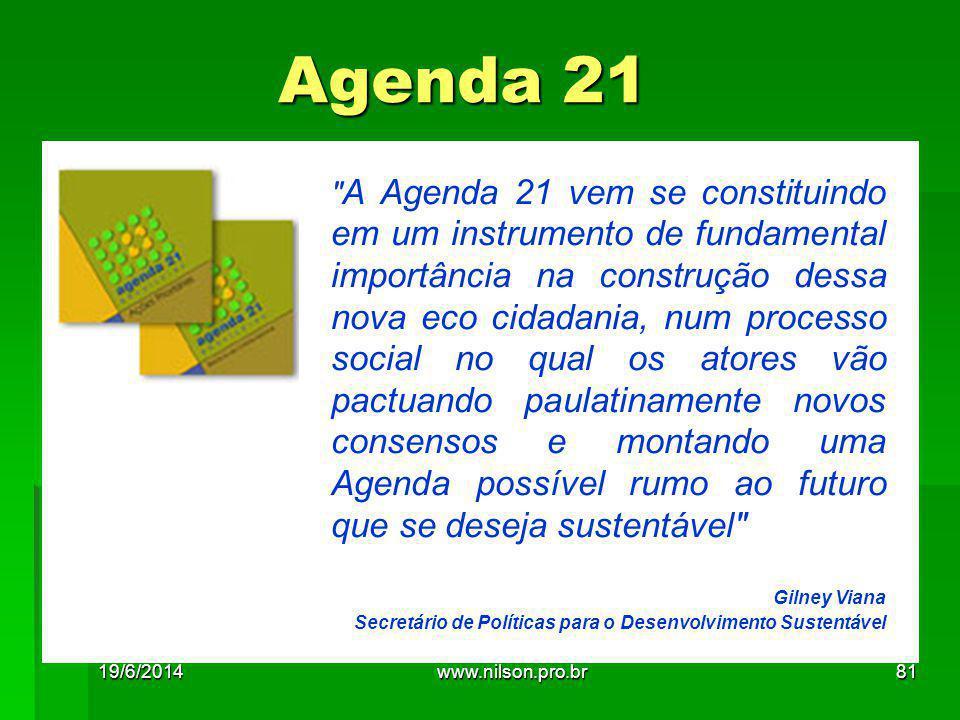 Agenda 21 A