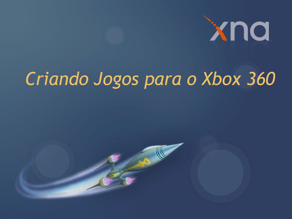 Criando Jogos para o Xbox 360