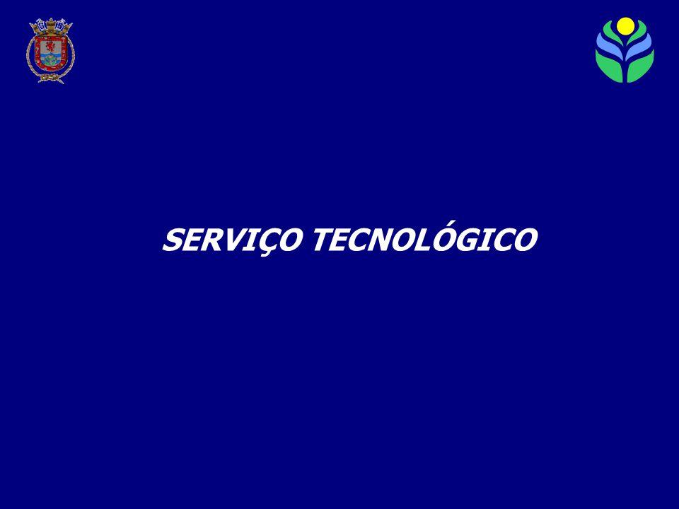 SERVIÇO TECNOLÓGICO