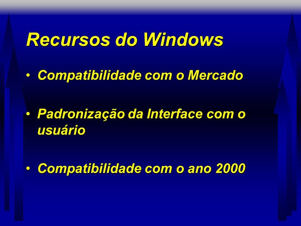 Ferramentas de Desenvolvimento da Microsoft •Visual C++ •Interdev •Visual FoxPro •Visual Basic •Visual J++ Visual Studio