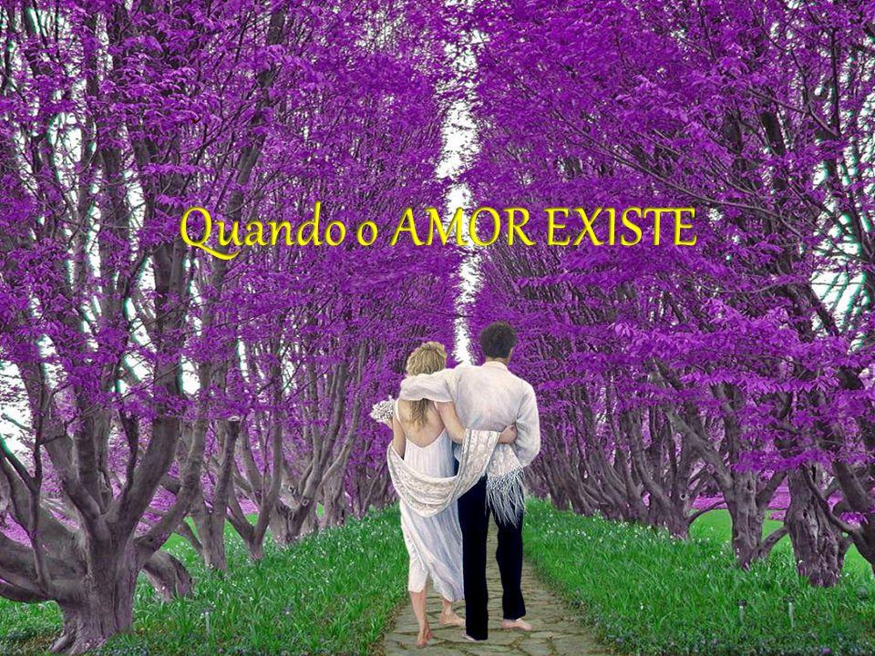 O amor quer agora, o tempo urge, a realização não pode esperar.