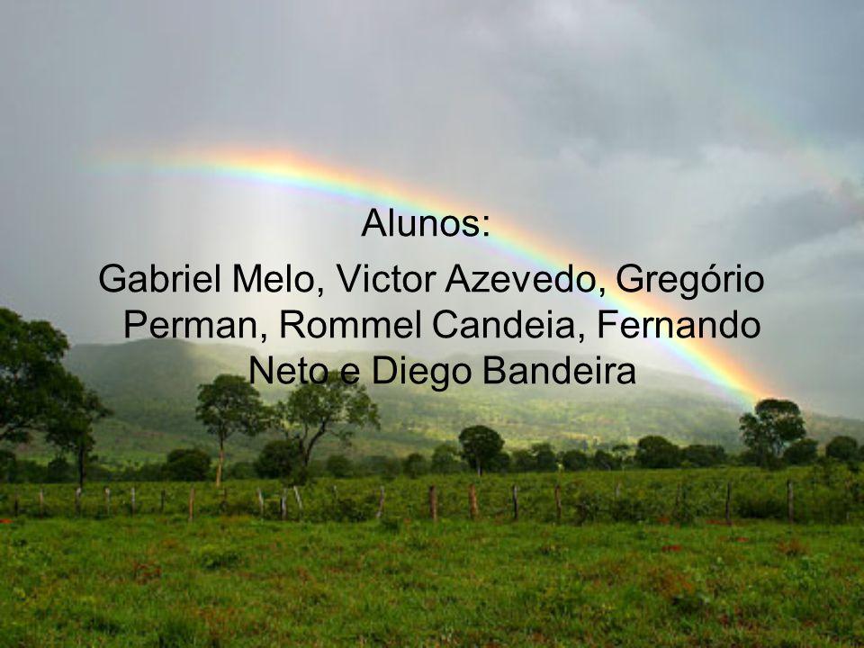 Alunos: Gabriel Melo, Victor Azevedo, Gregório Perman, Rommel Candeia, Fernando Neto e Diego Bandeira