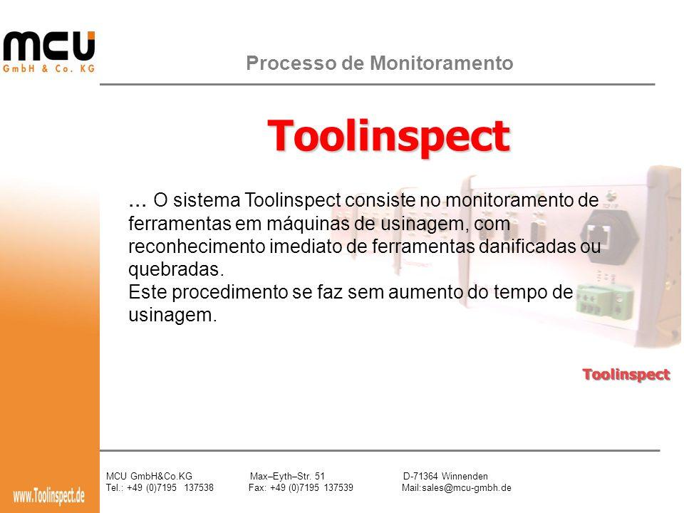 GE Fanuc Processo de Monitoramento Toolinspect Toolinspect...