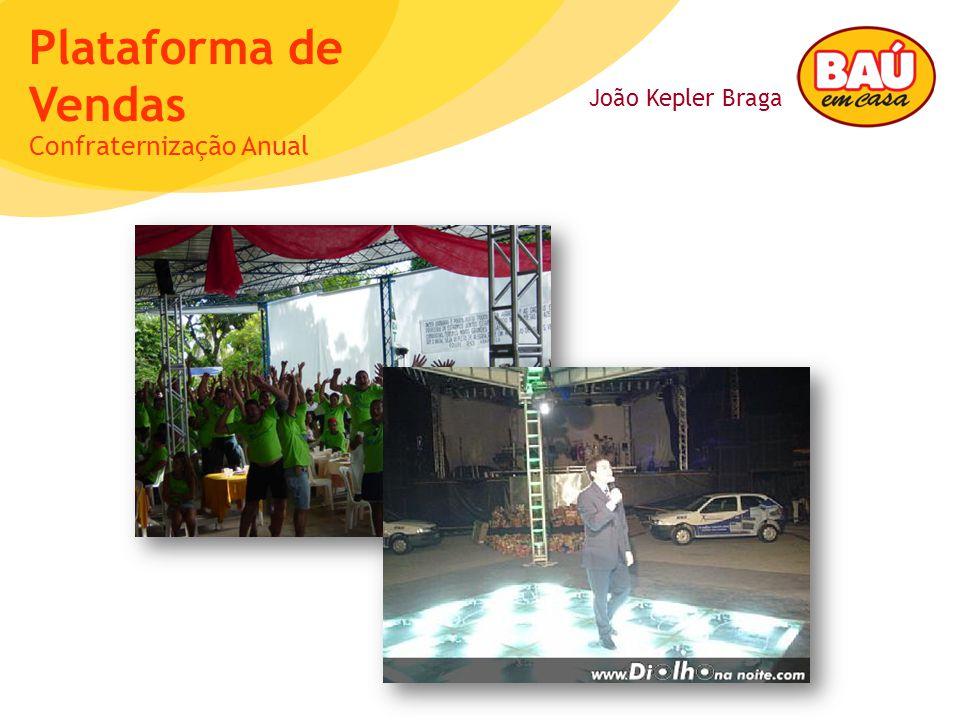 João Kepler Braga Plataforma de Vendas Confraternização Anual