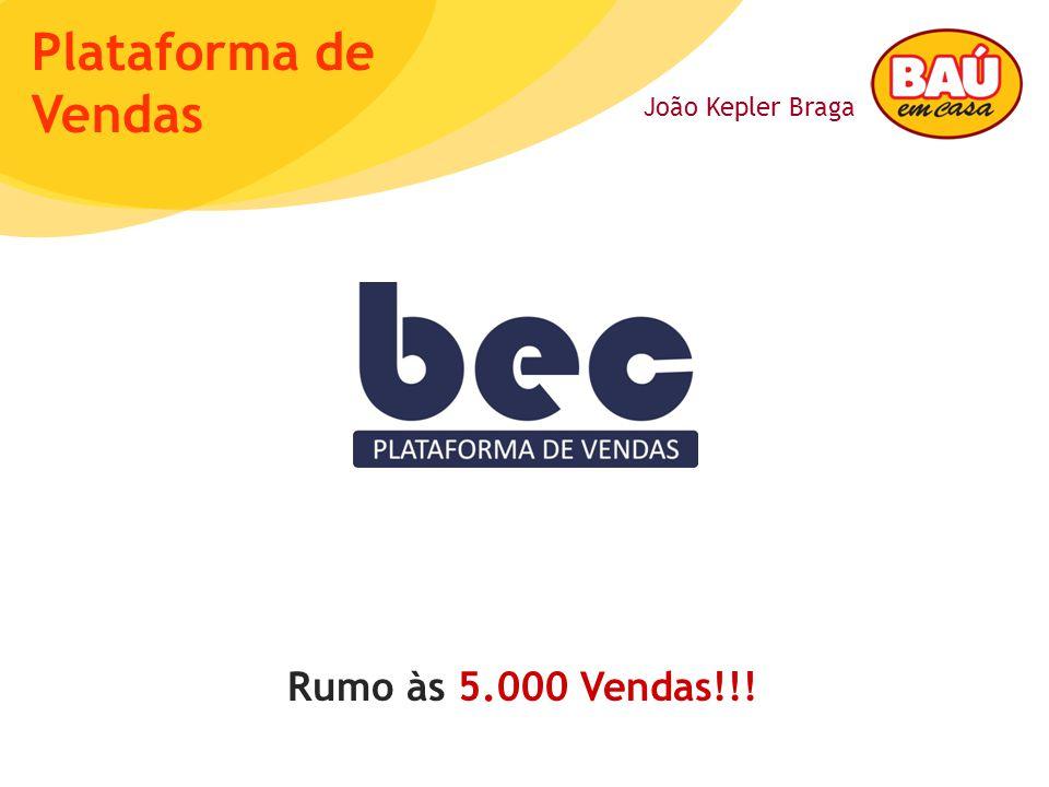 João Kepler Braga Plataforma de Vendas Rumo às 5.000 Vendas!!!