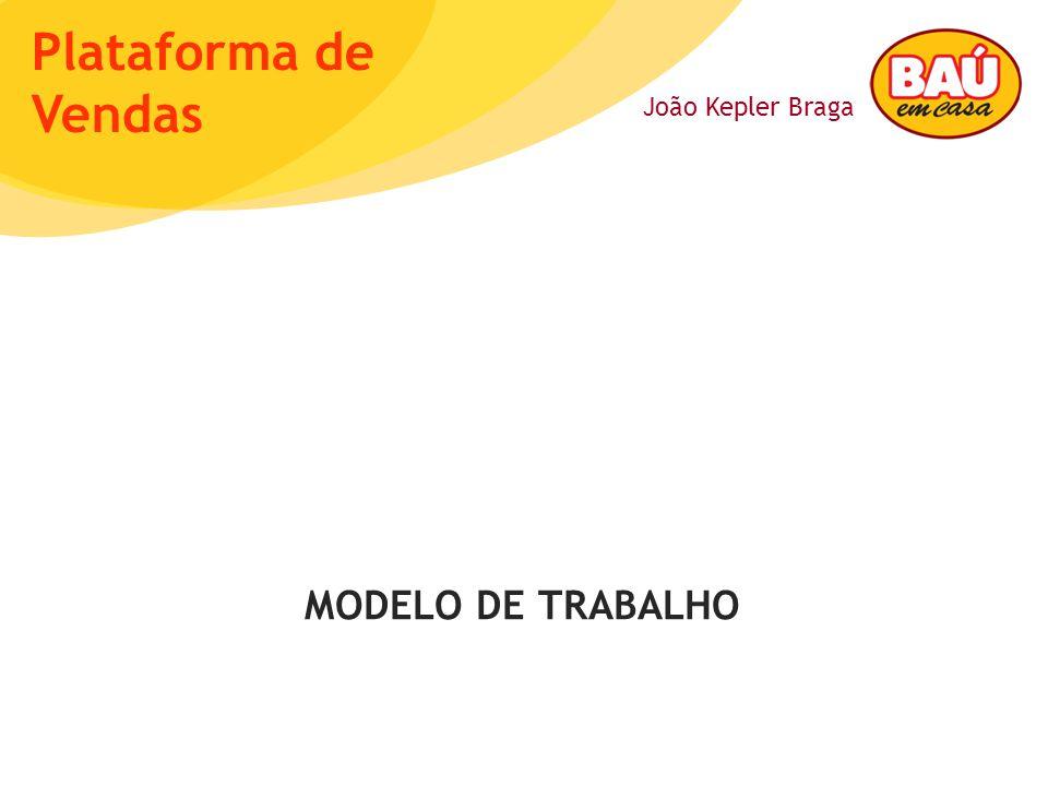 João Kepler Braga Plataforma de Vendas MODELO DE TRABALHO