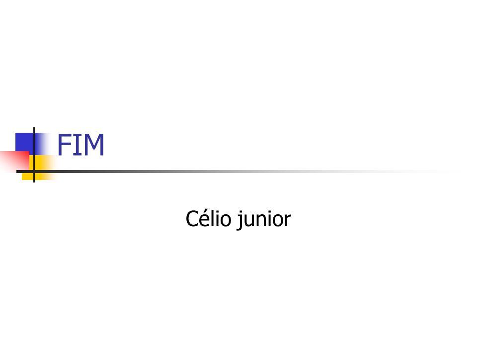 FIM Célio junior