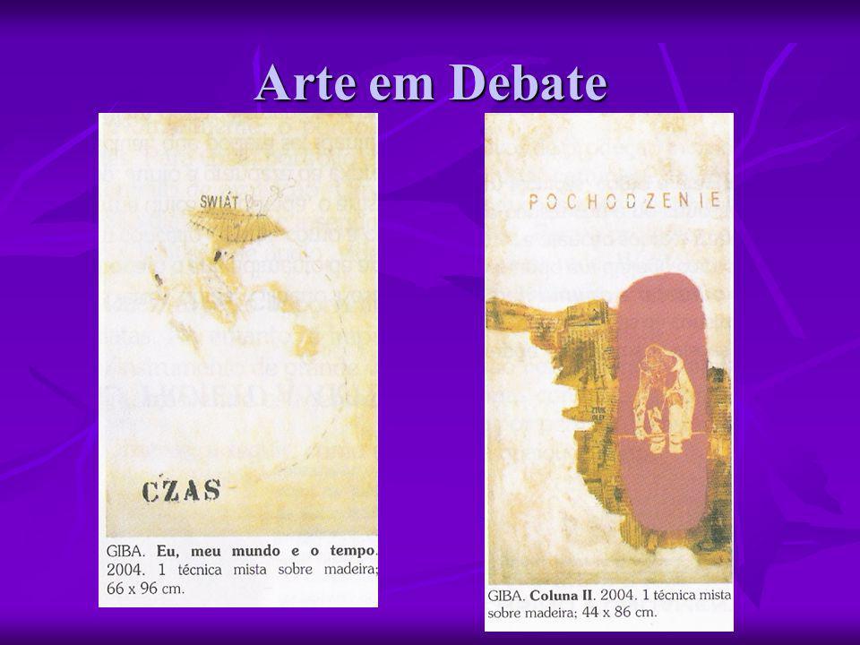 Arte em Debate
