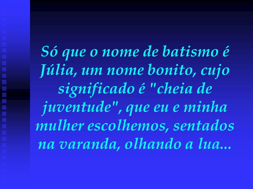 Em português: