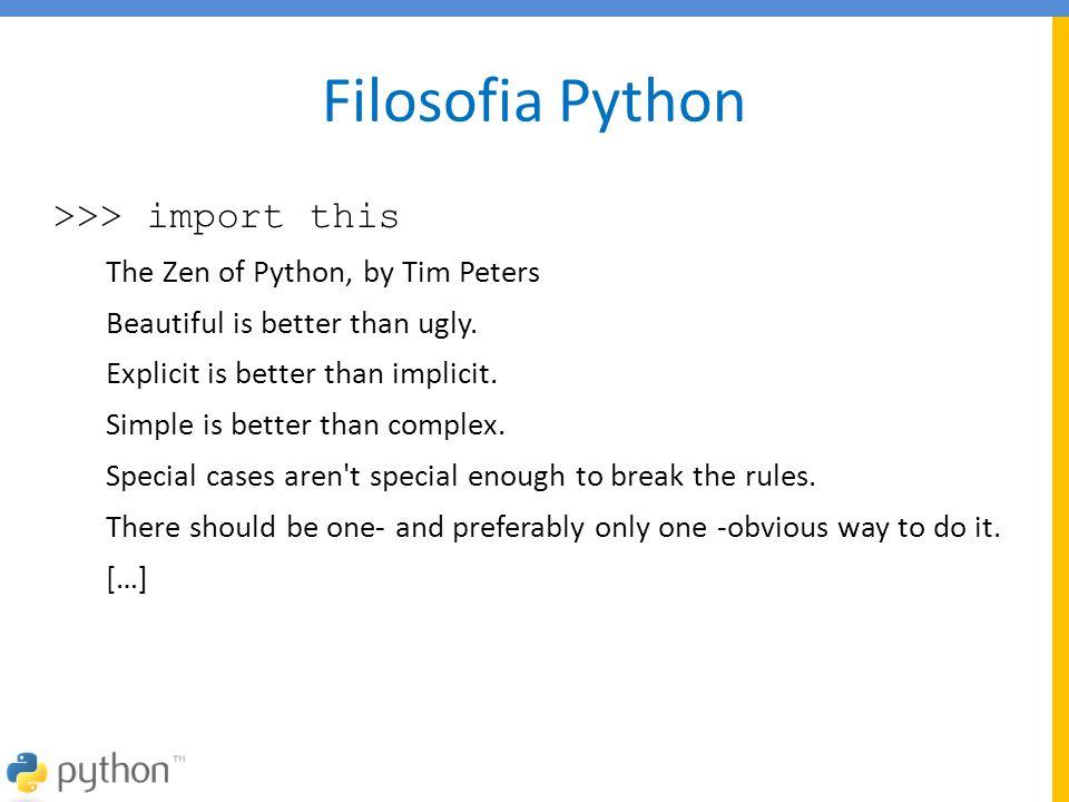 IDE s  Eclipse - plugin PyDev;  PyScripter. NetBeans – plugin Python.