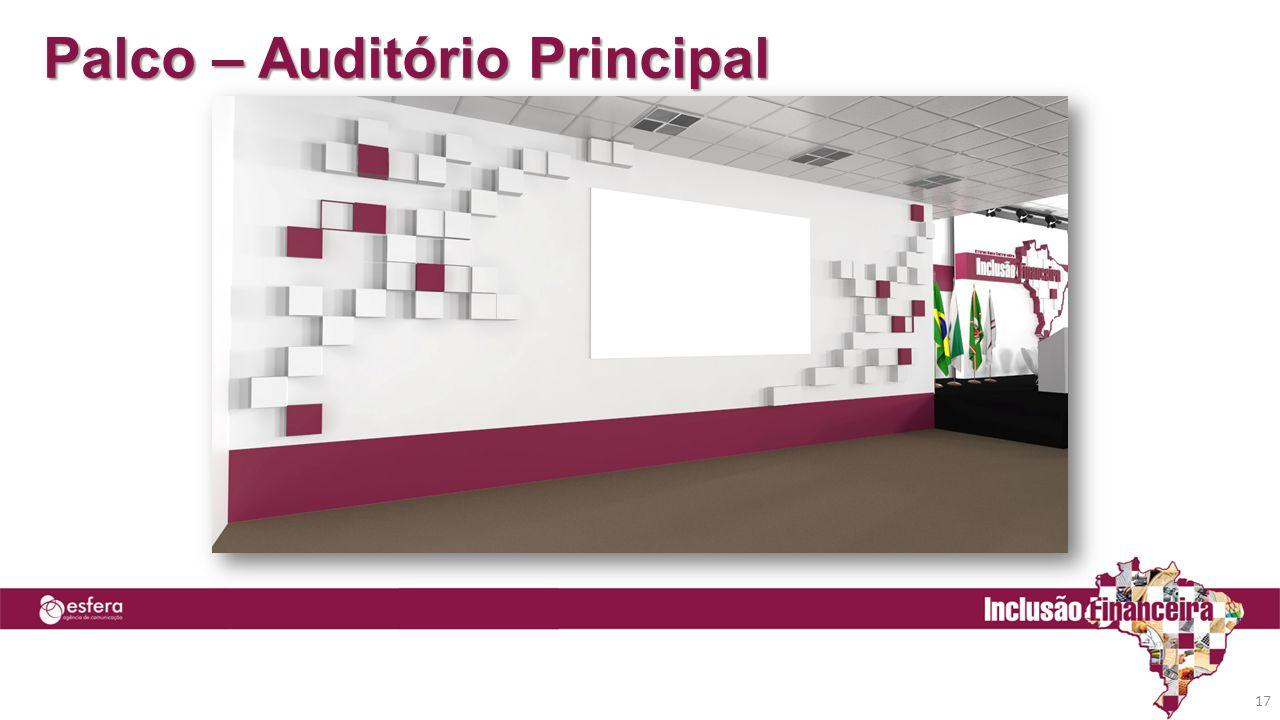 Palco – Auditório Principal 17
