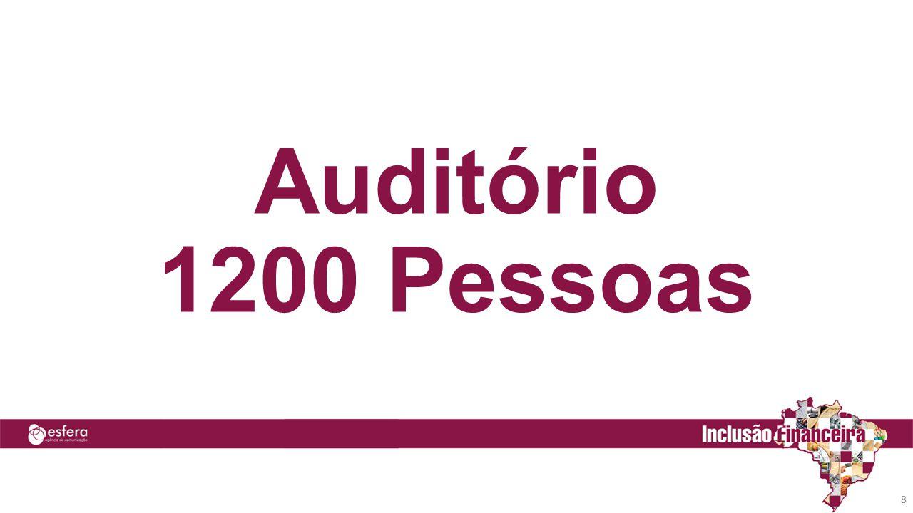 8 Auditório 1200 Pessoas