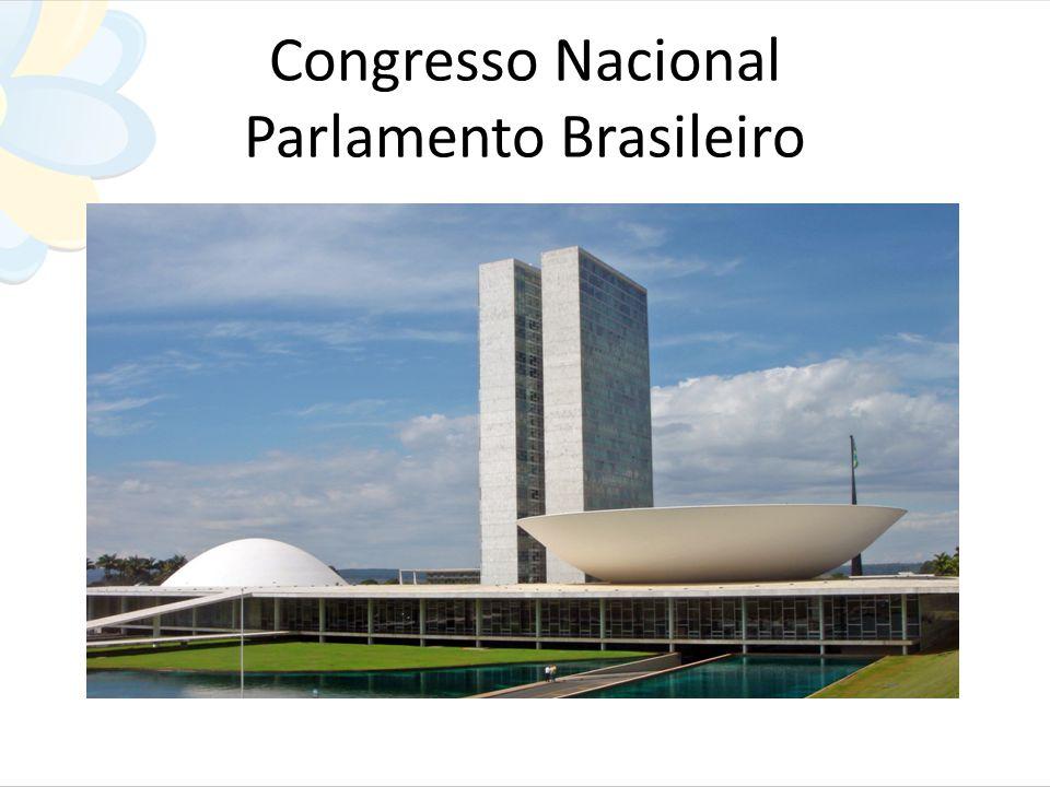 Congresso Nacional Parlamento Brasileiro