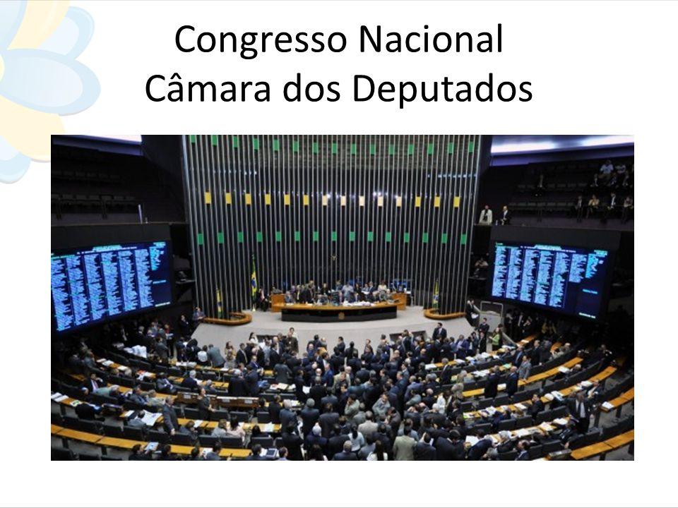 Congresso Nacional Câmara dos Deputados
