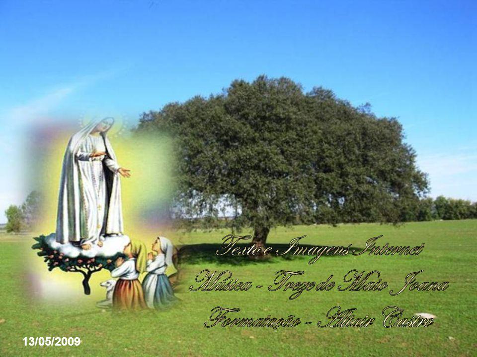A 13 de maio de 1967, pelo 50º aniversário das aparições de Nossa Senhora, o papa Paulo VI chegou a Fátima, onde o aguardava, juntamente com um milhão de peregrinos, que haviam passado a noite ao relento, Lúcia, a vidente Lúcia.