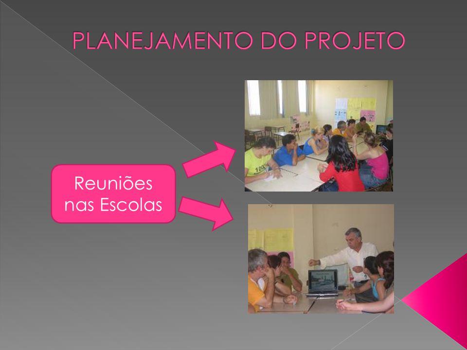 Reuniões nas Escolas