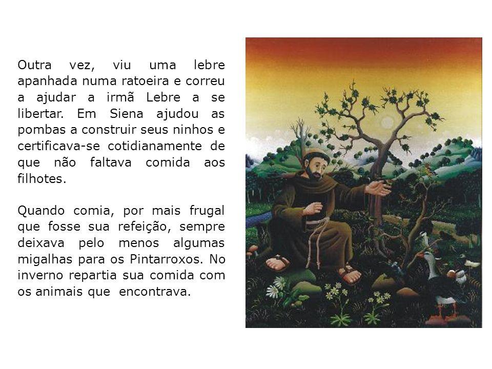 Texto: adaptação do livro - Os Santos que abalaram o mundo de René Fülöp-Miller Música: Andorinhas Cd – Francisco de Assis de Marcus VianaImagem:EdiçõesLogos