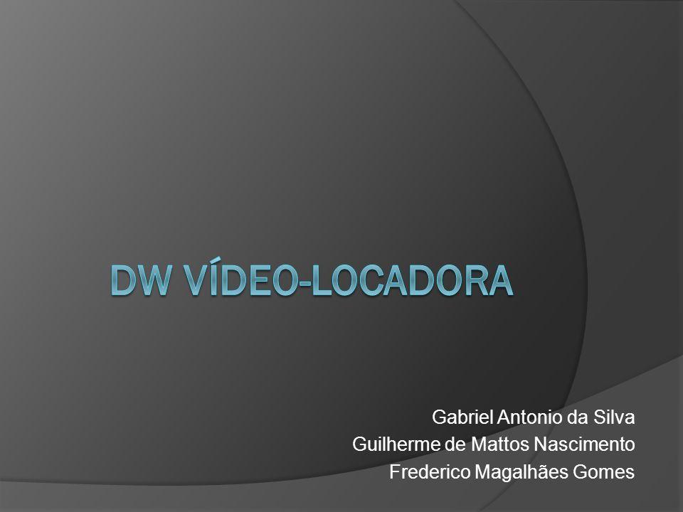 Ambiente:  3 lojas com 7000 títulos  Lagoa - 1000 Clientes - 8500 DVDs  Centro - 2000 Clientes - 10500 DVDs  Coqueiros - 1500 Clientes - 9500 DVDs