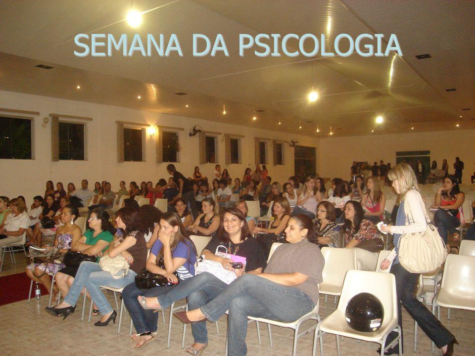 SEMANA DA PSICOLOGIA