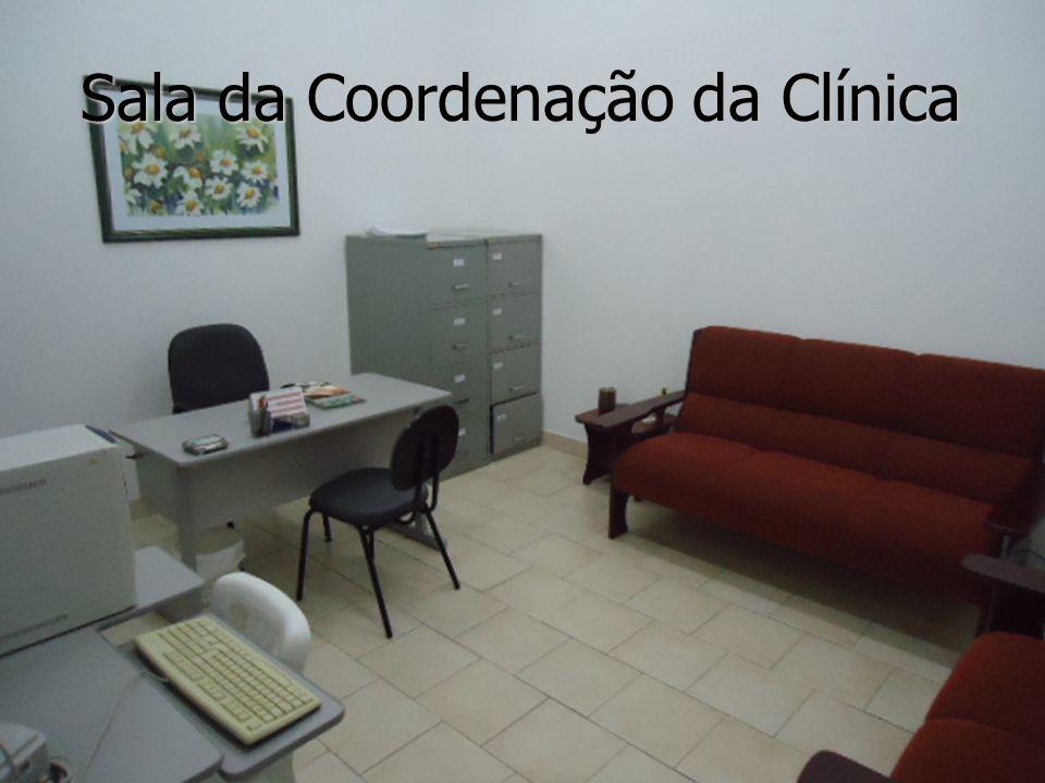 Sala da Coordenação da Clínica