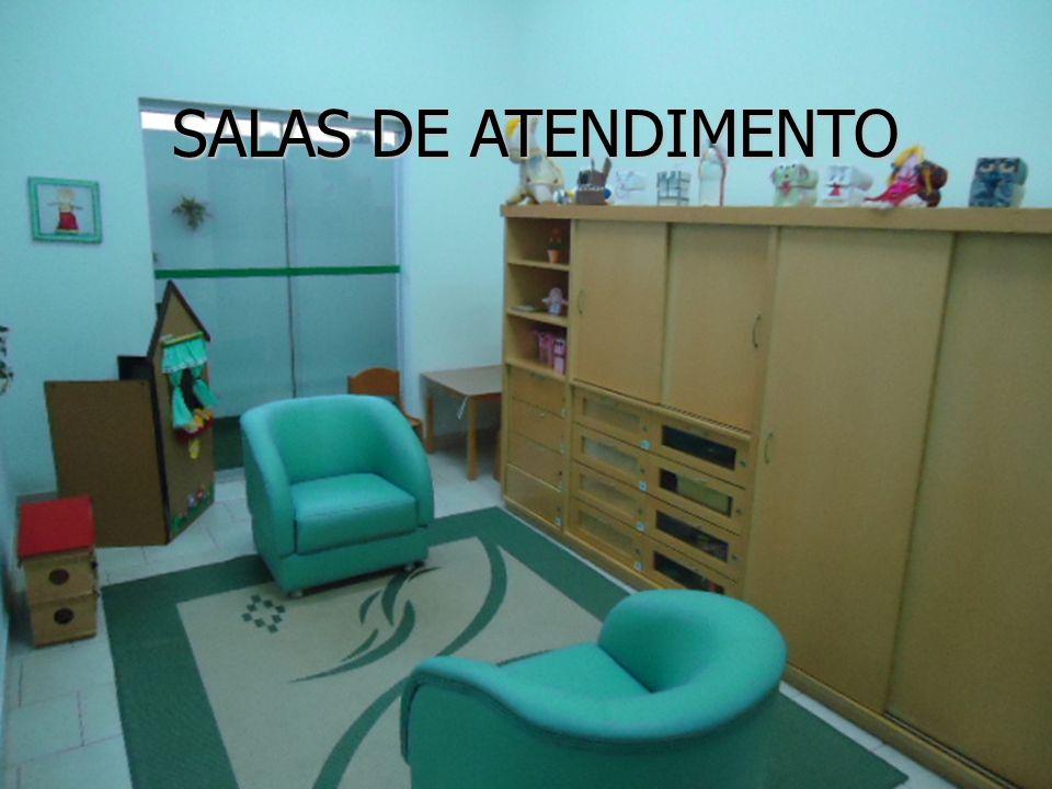 SALAS DE ATENDIMENTO