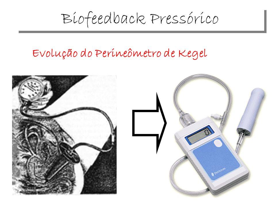 Evolução do Perineômetro de Kegel Biofeedback Pressórico