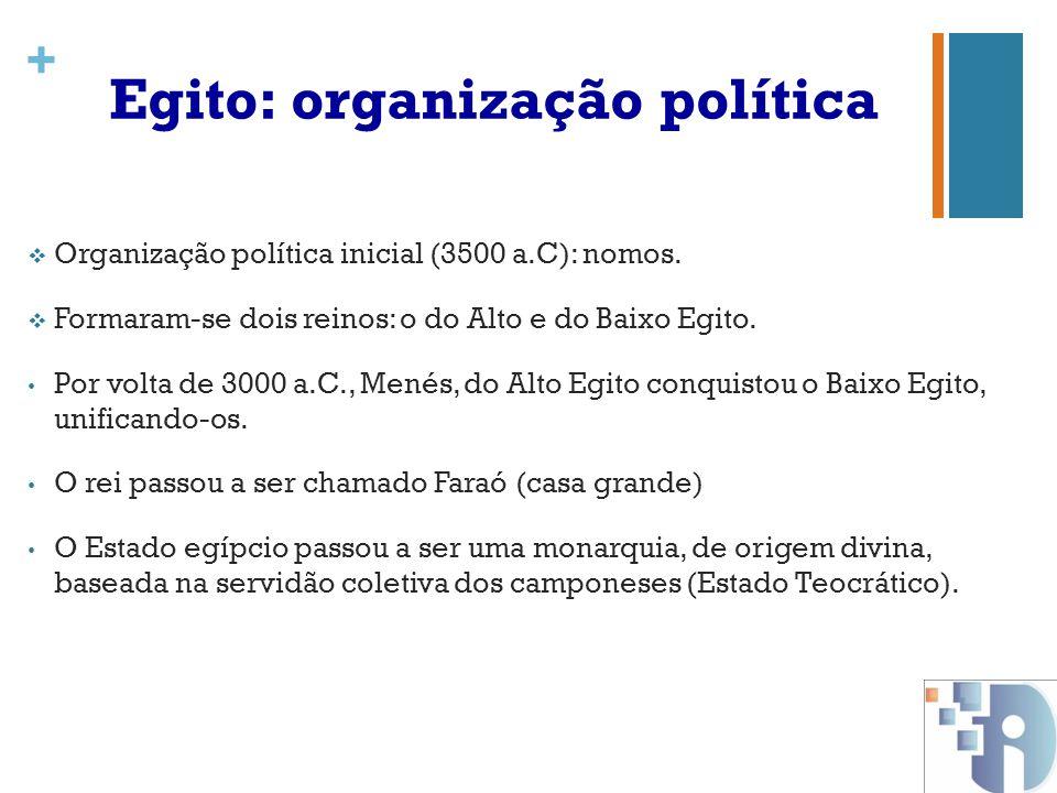 + Política  O Governador Geral submetia os Donatários e Governadores das Capitanias.