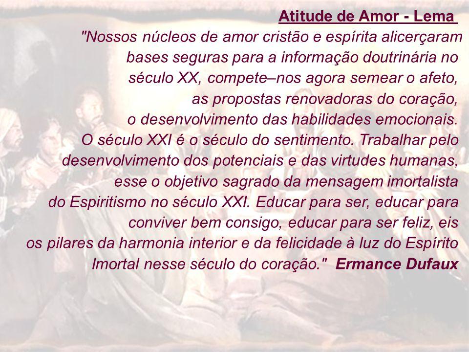 Atitude de Amor - Lema