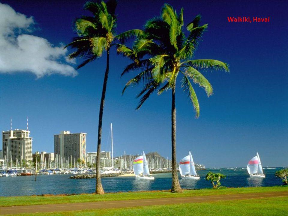 Waikiki, Havaí