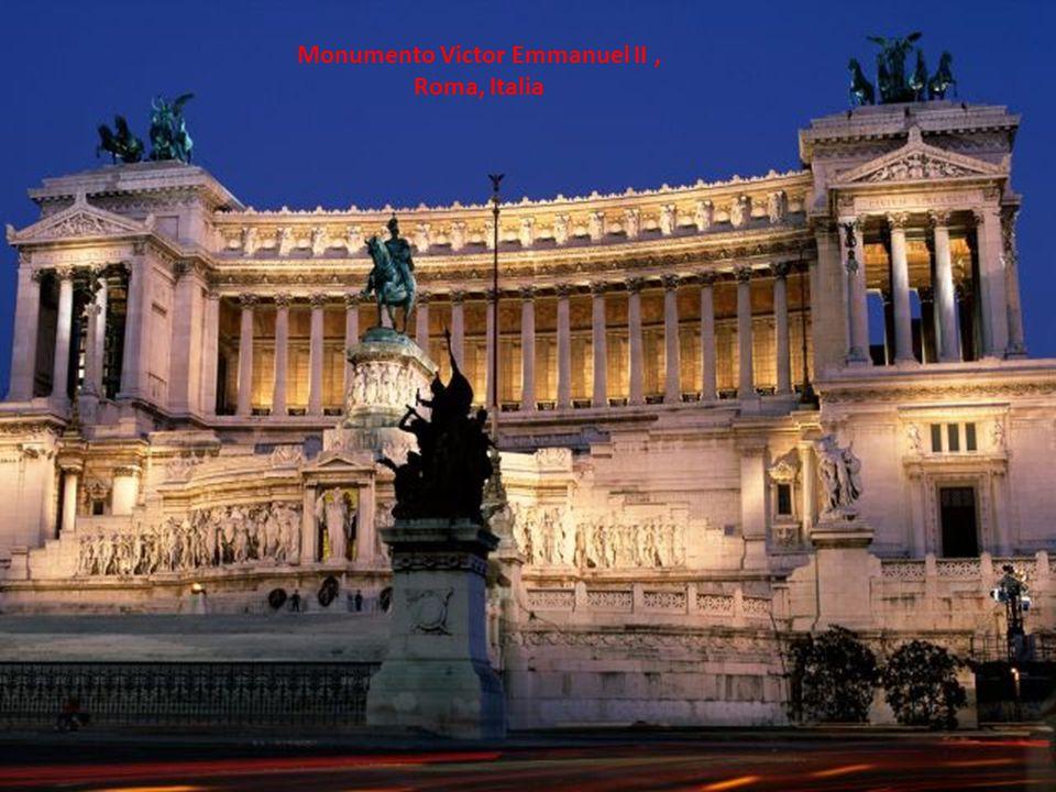 Monumento Victor Emmanuel II, Roma, Italia