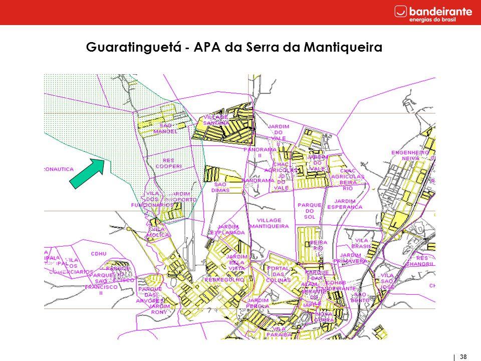 38 Guaratinguetá - APA da Serra da Mantiqueira