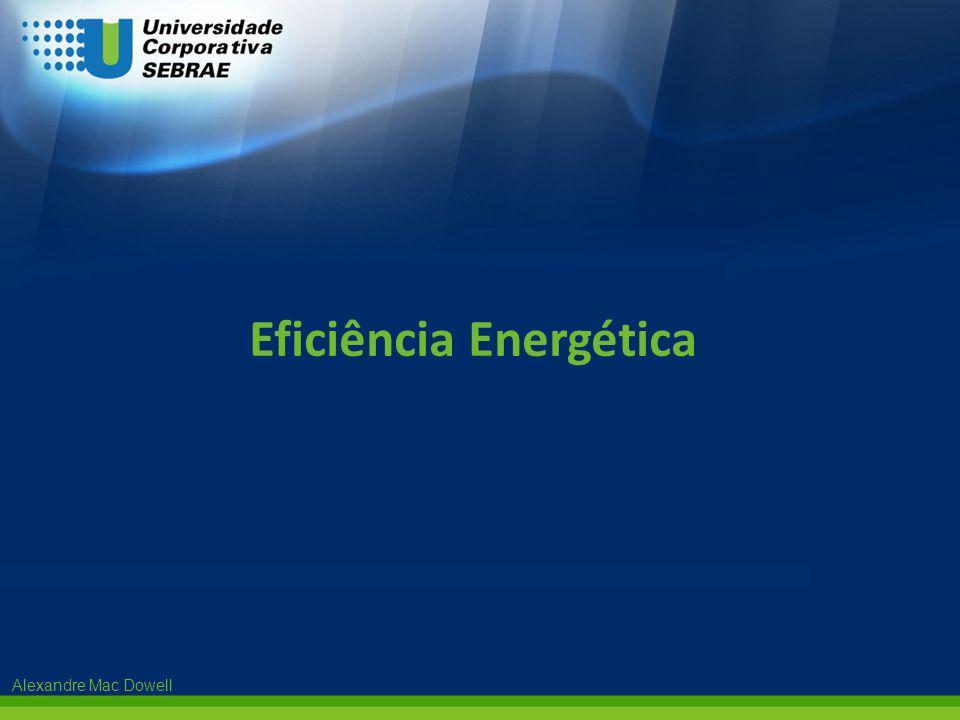 Alexandre Mac Dowell Eficiência Energética