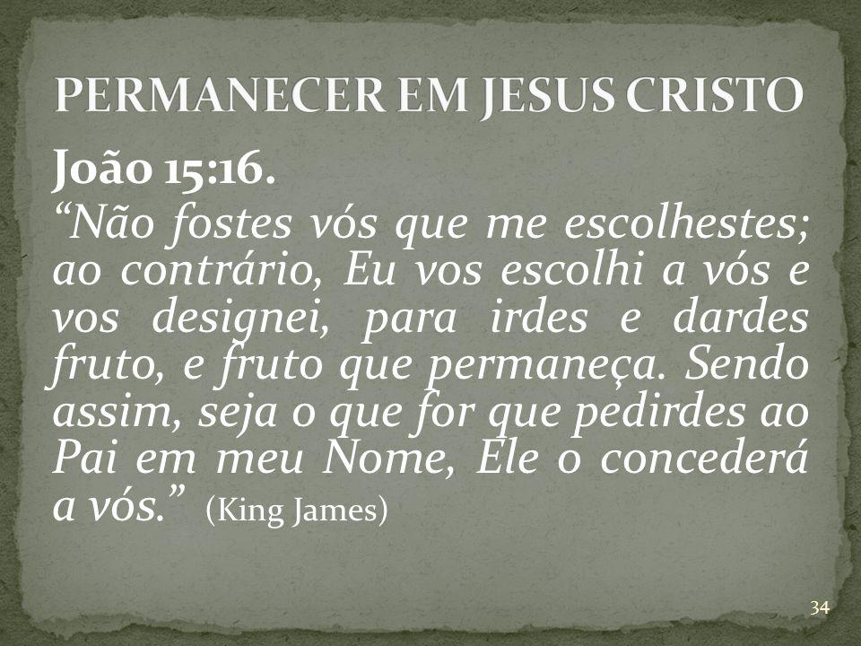 João 15:16.