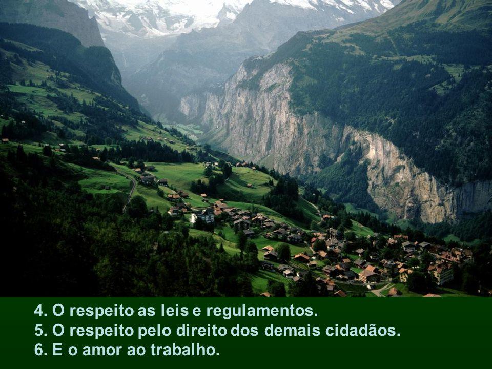 1. A ética, como principio básico. 2. A integridade. 3. A responsabilidade.